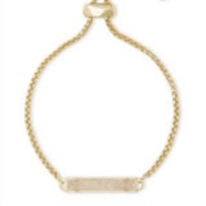 Kendra Scott Stan bracelet iridescent drusy, NWT